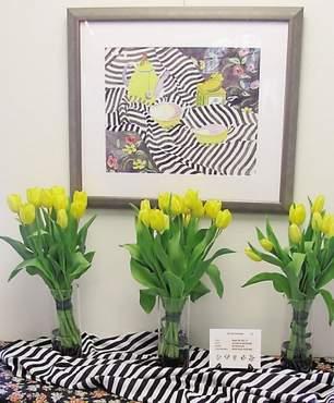 Art in Bloom Exhibit