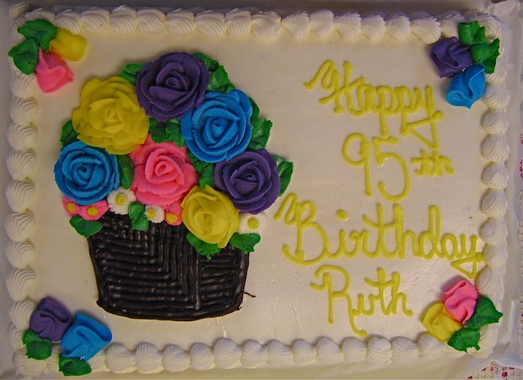 Ruth Birthday