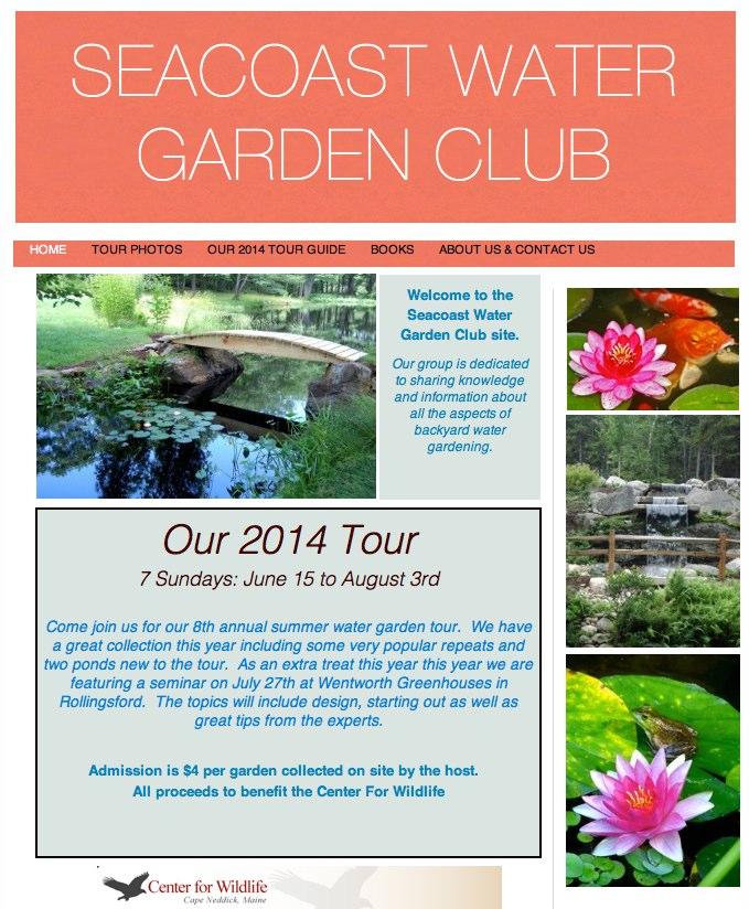 Water Garden Tours