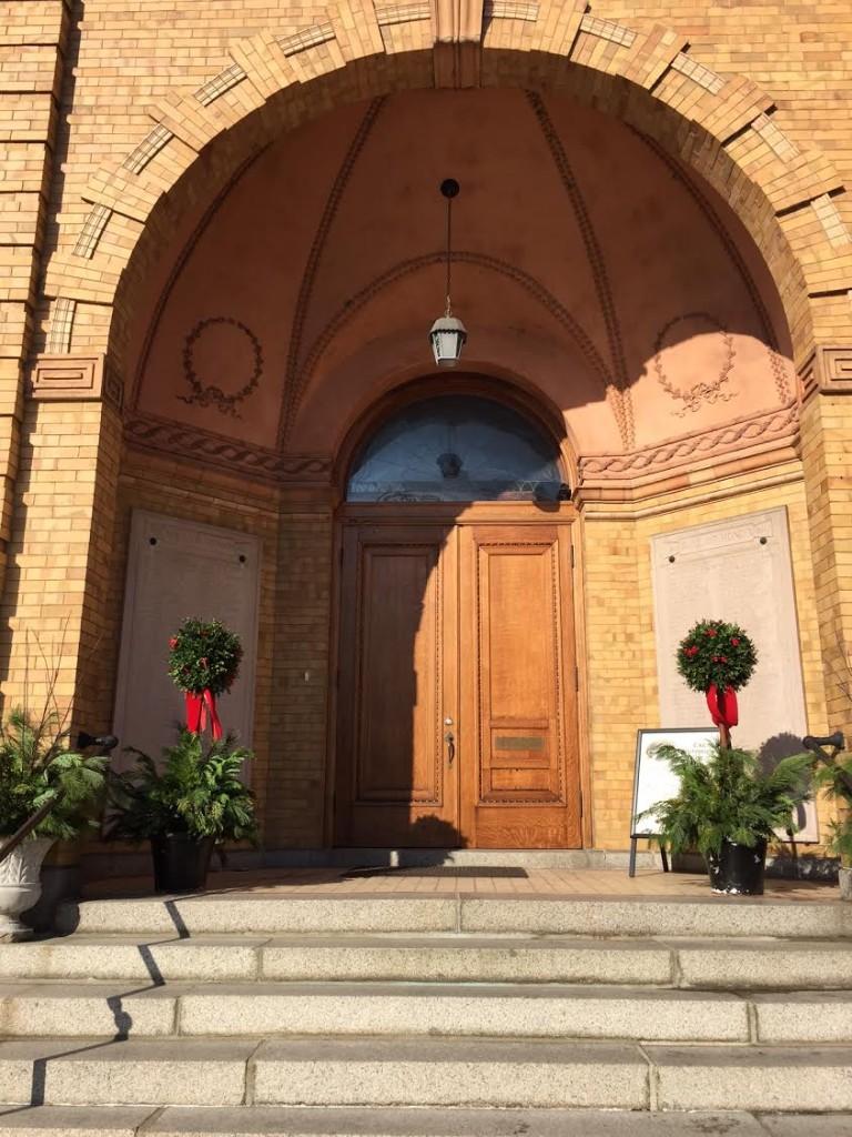 Pretty Entranceway