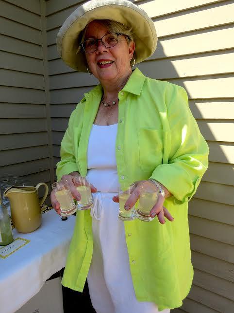 Lemon Ladyfingers Paula